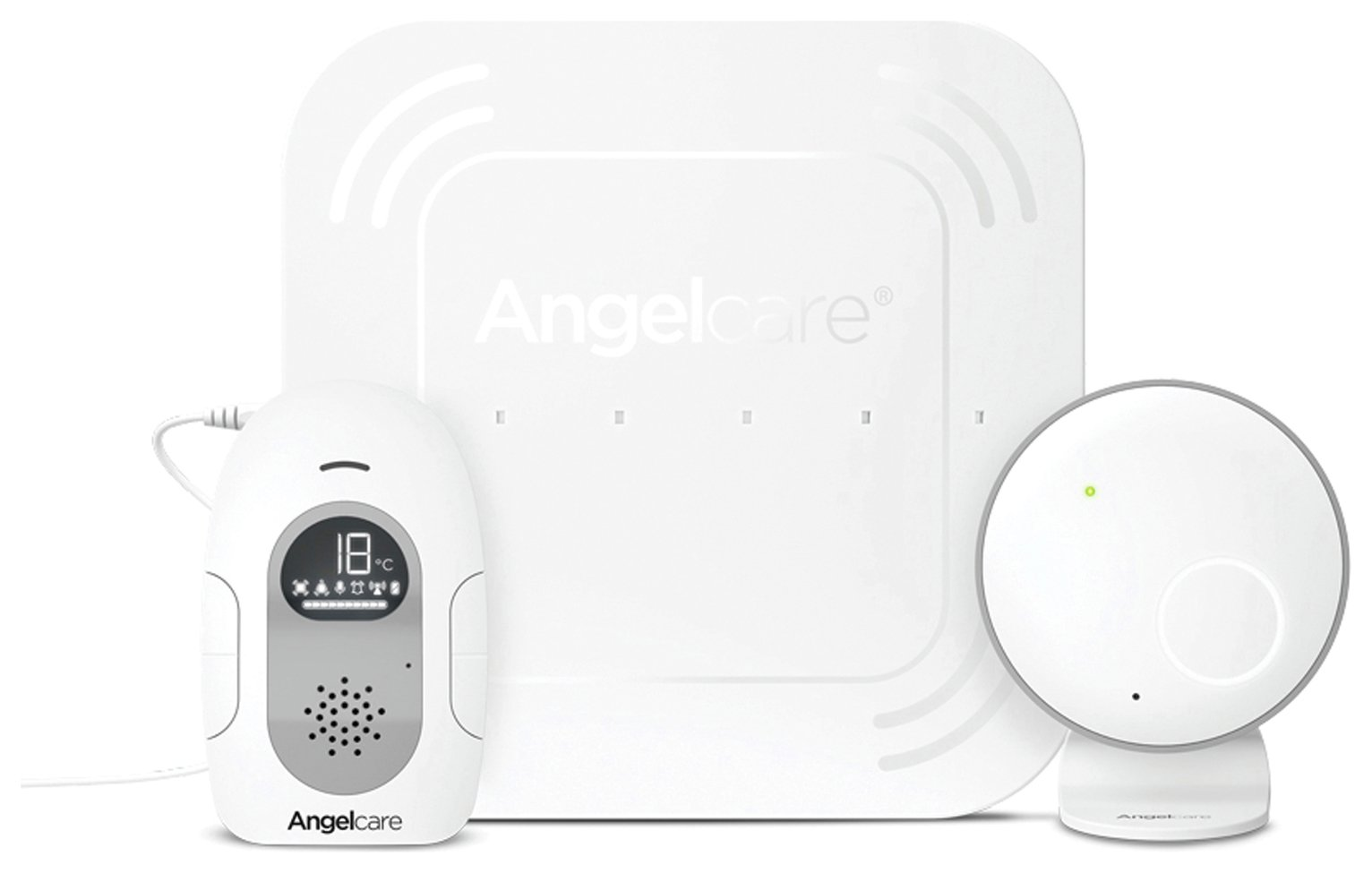Image of Angelcare AC115 Baby Movement Monitor with Sound