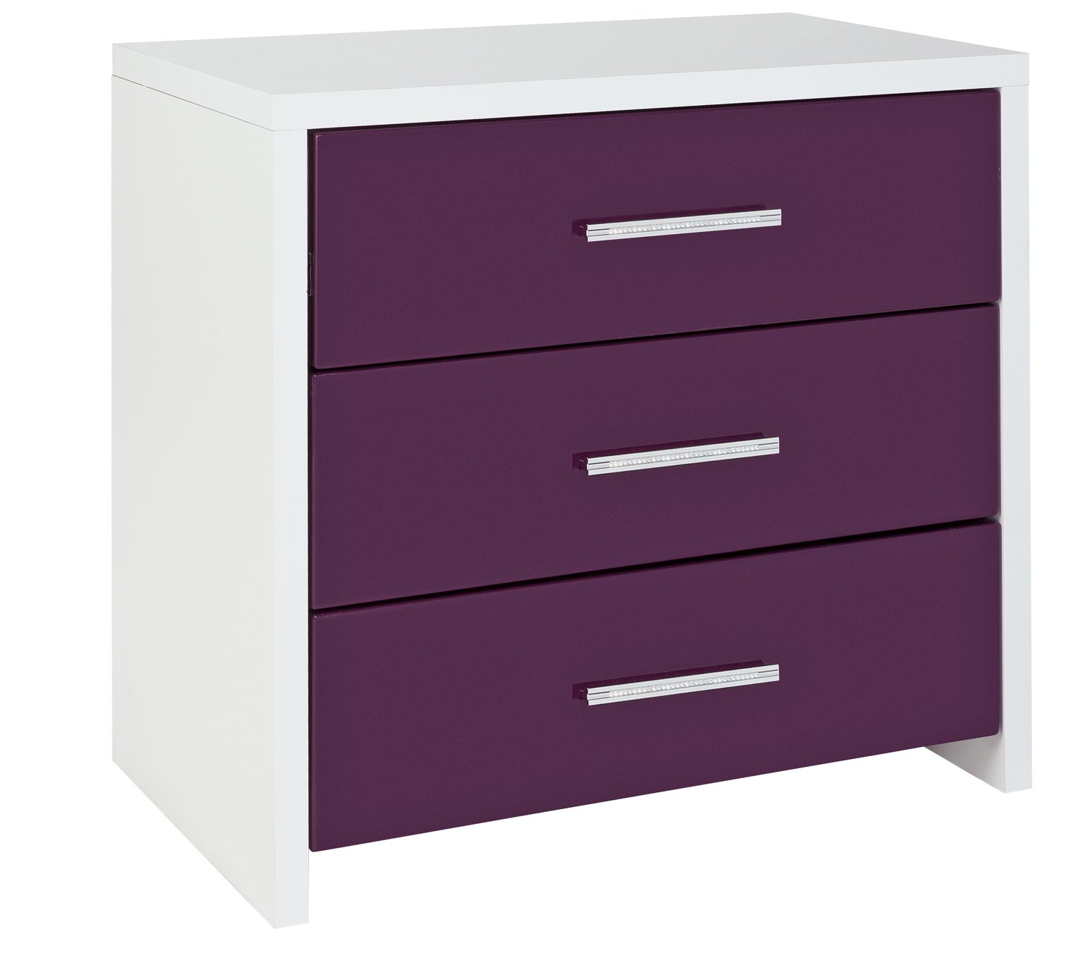 Argos Home Broadway 3 Drawer Chest
