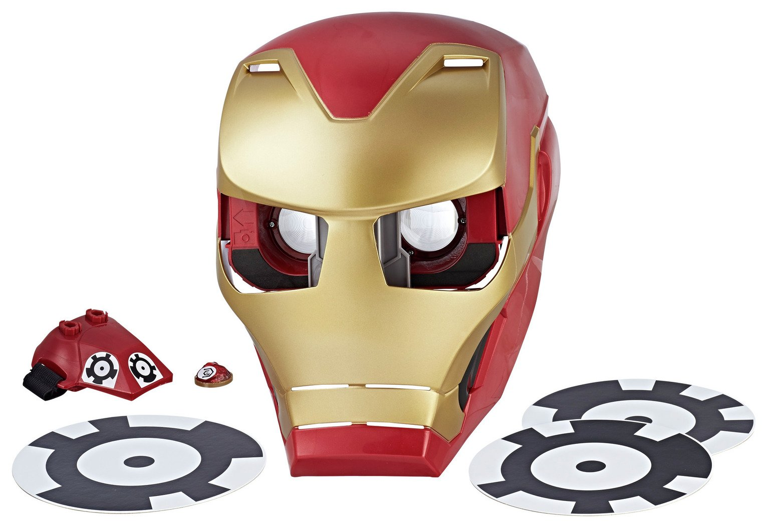 Marvel Avengers Infinity War Hero Vision Iron Man AR Set