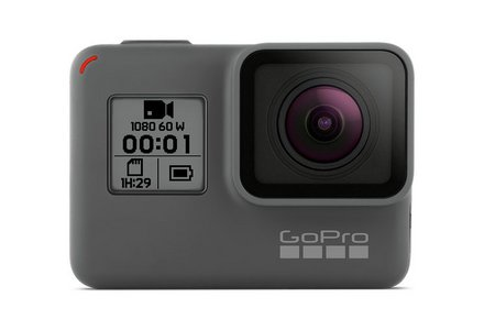 GoPro HERO5 Session 4K HD Action Cam - Black.