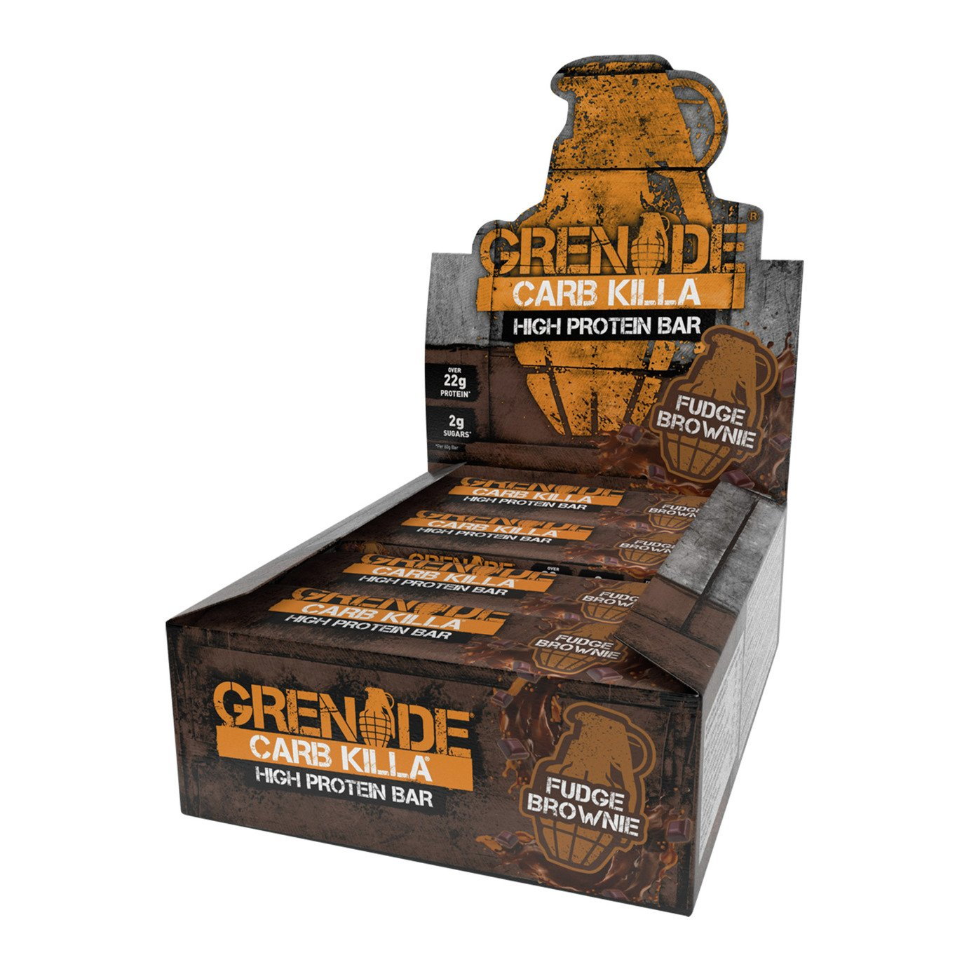 Grenade Carb Killa Fudge Brownie
