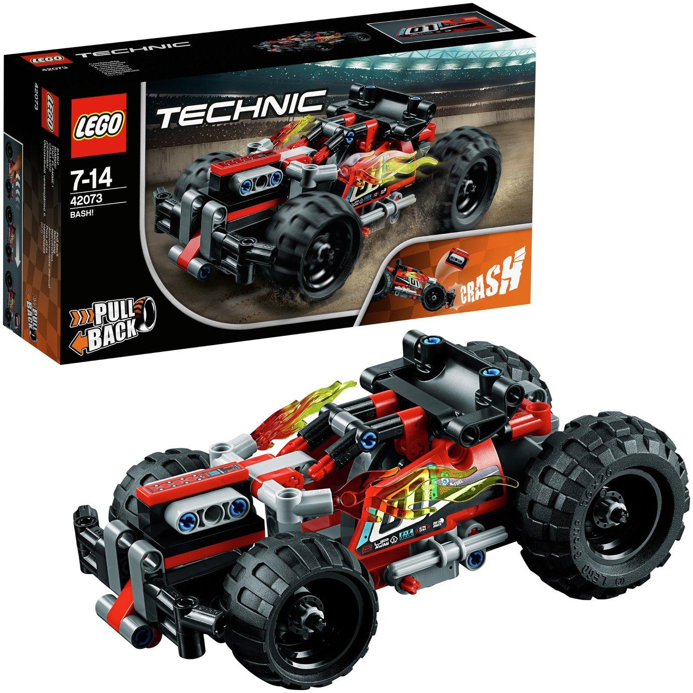 Image of LEGO Technic BASH! - 42073