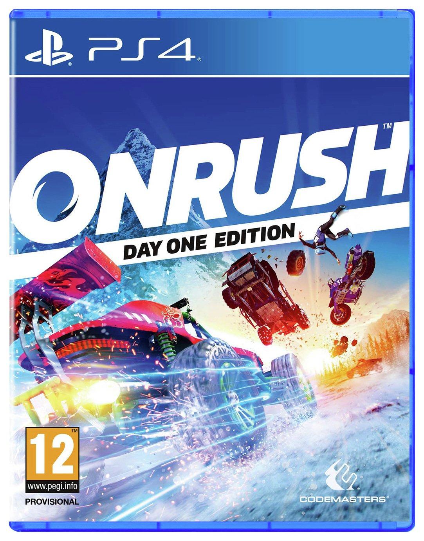 Onrush PS4 Game