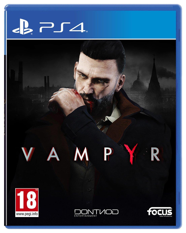 Vampyr PS4 Game