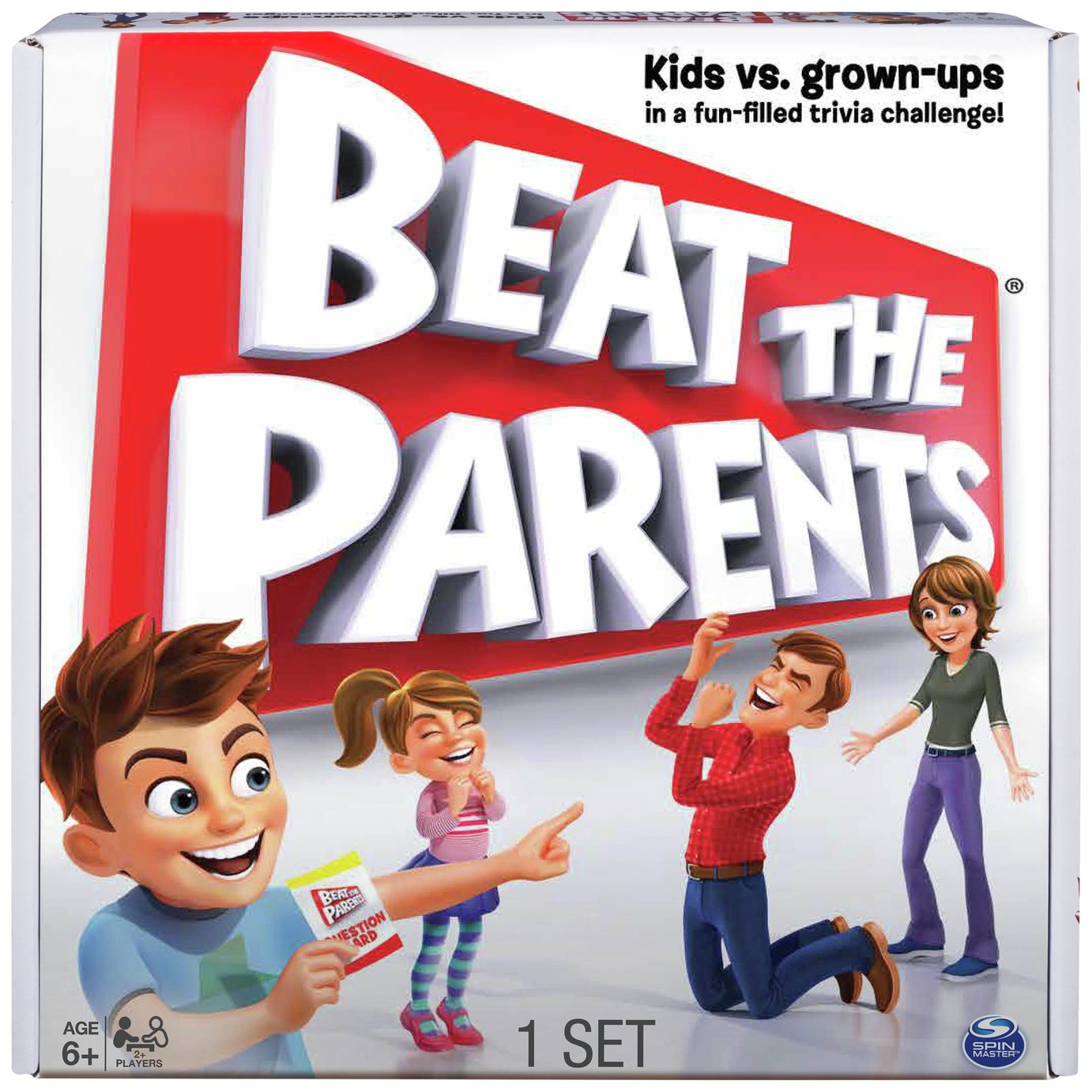 Compare prices for Beat The Parents Games