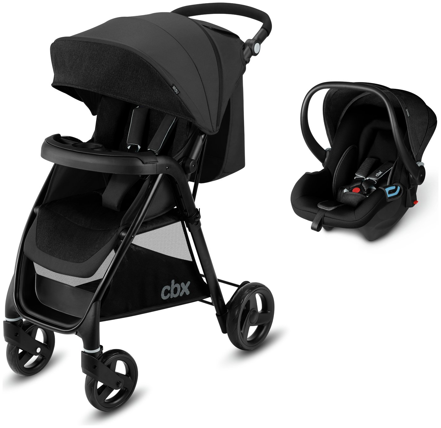 Image of CBX Misu Travel System