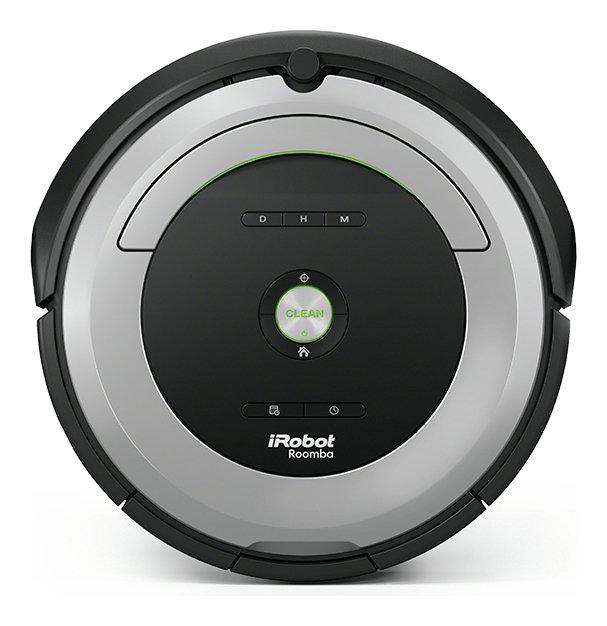 IRobot 680 Roomba Robot Vacuum Cleaner