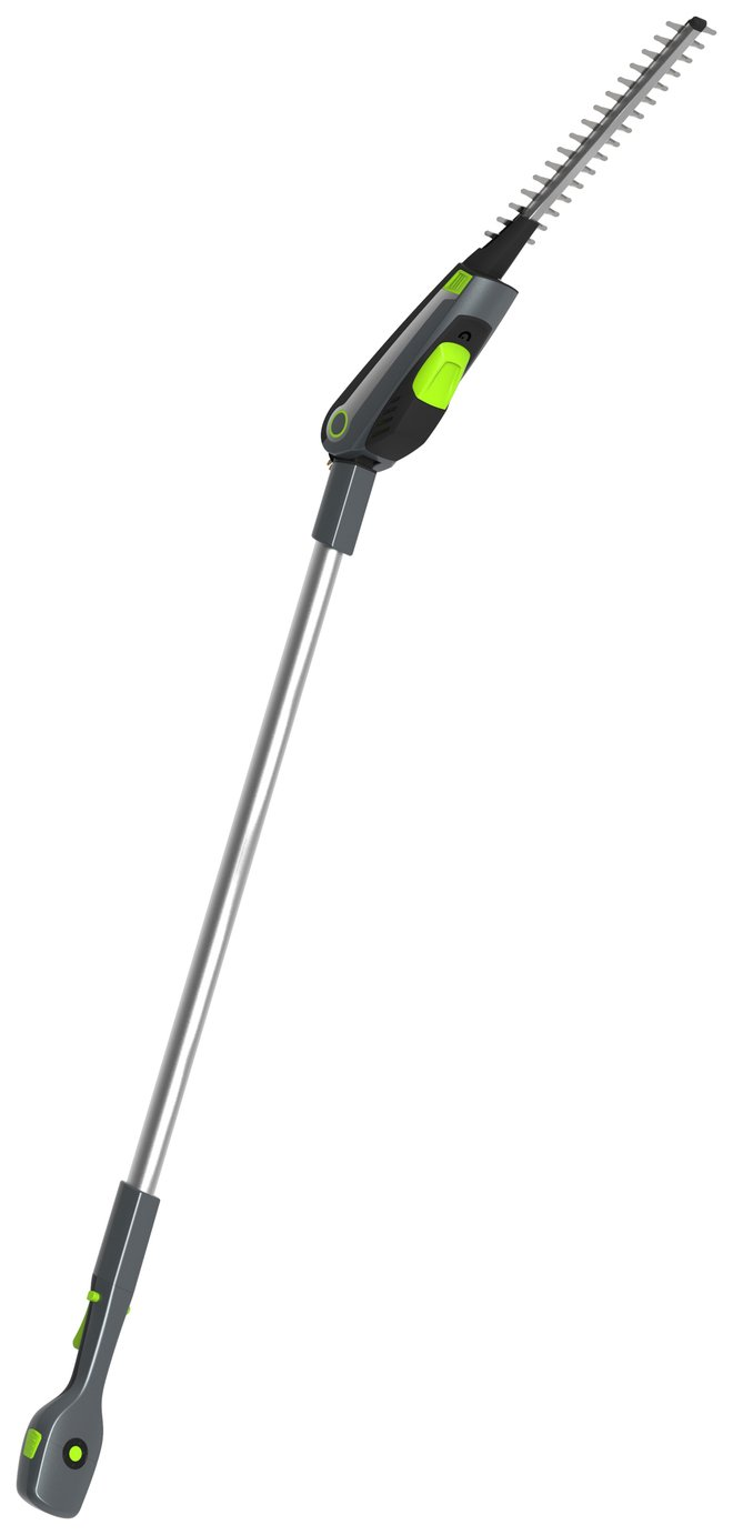 Image of Gtech HT20 31.5cm Cordless Pole Hedge Trimmer - 18V