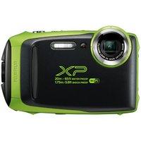 FujiFilm XP130 Tough Camera 5X 16.4MP - Lime