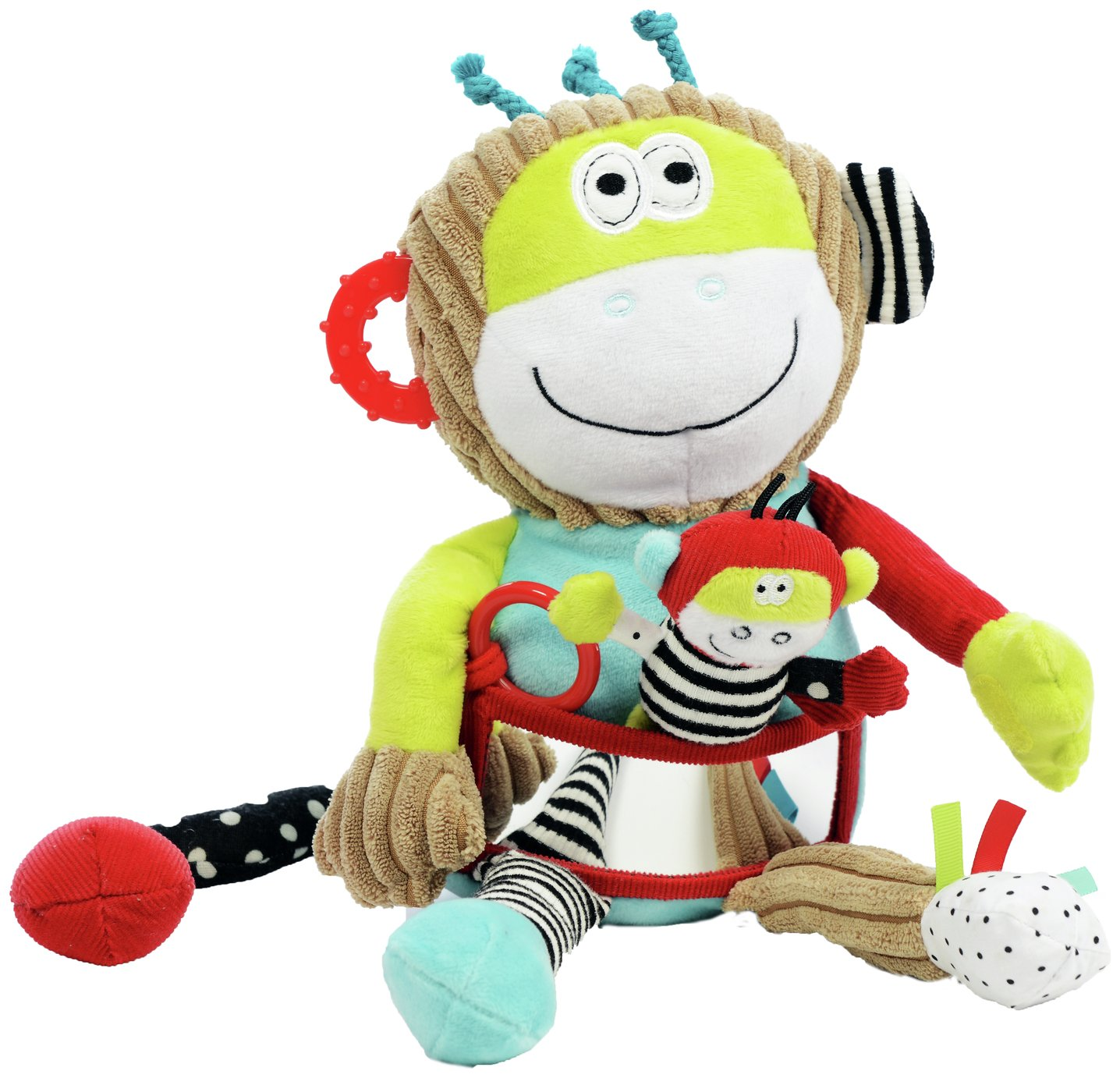 Image of Dolce Play And Learn Monkey