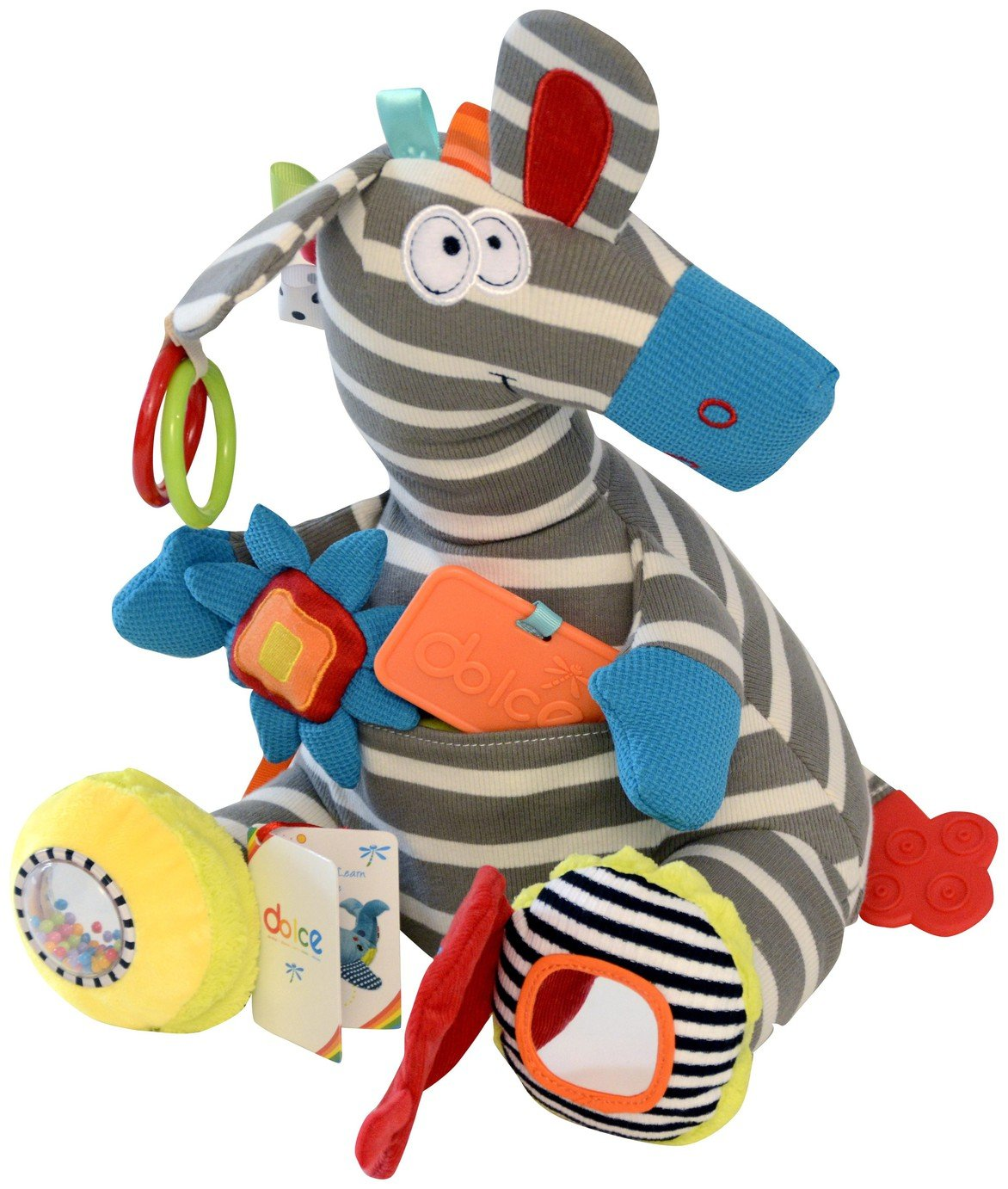Dolce Activity Zebra