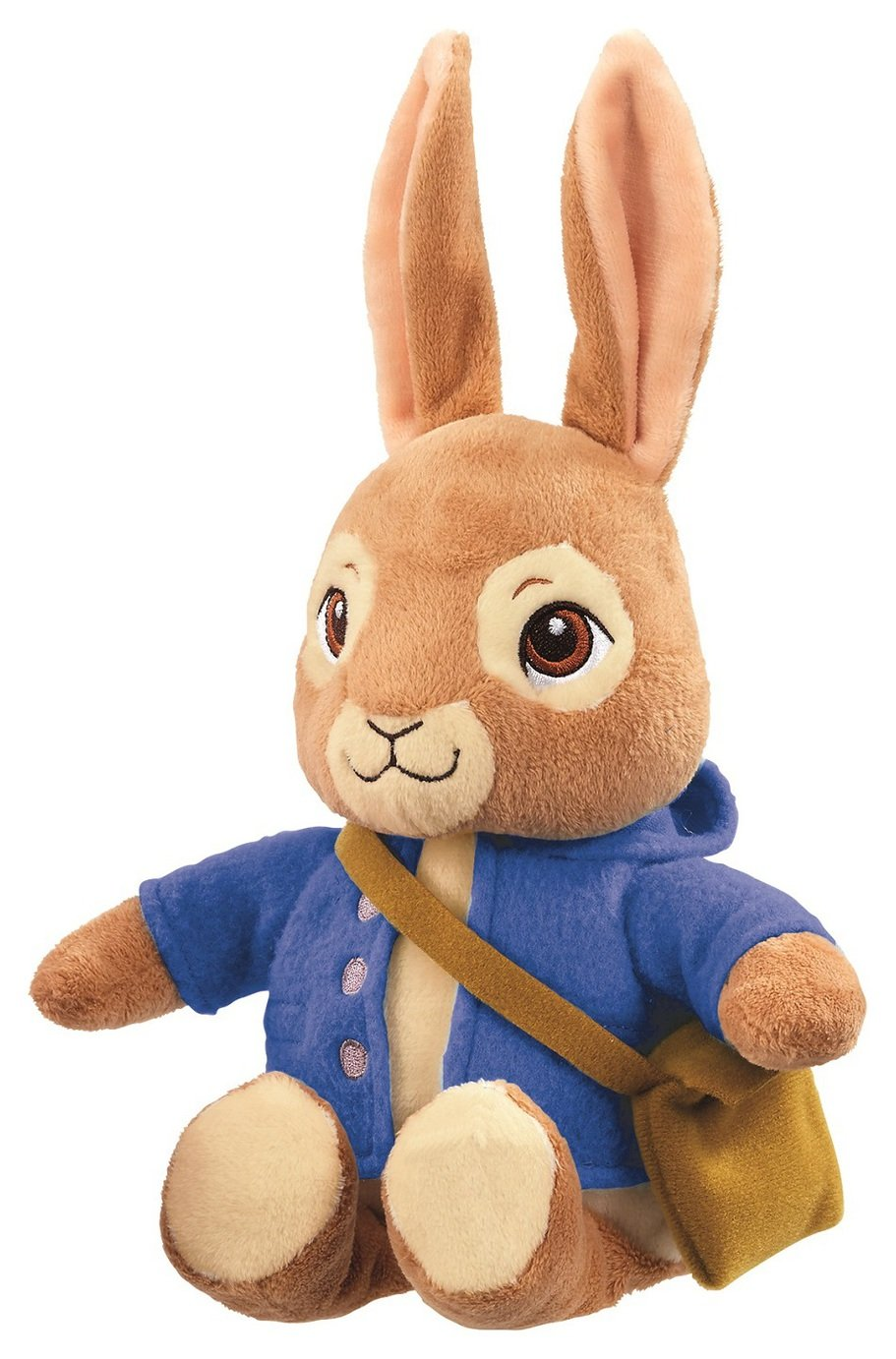 Image of Beatrix Potter Peter Rabbit Talking Peter Soft Toy