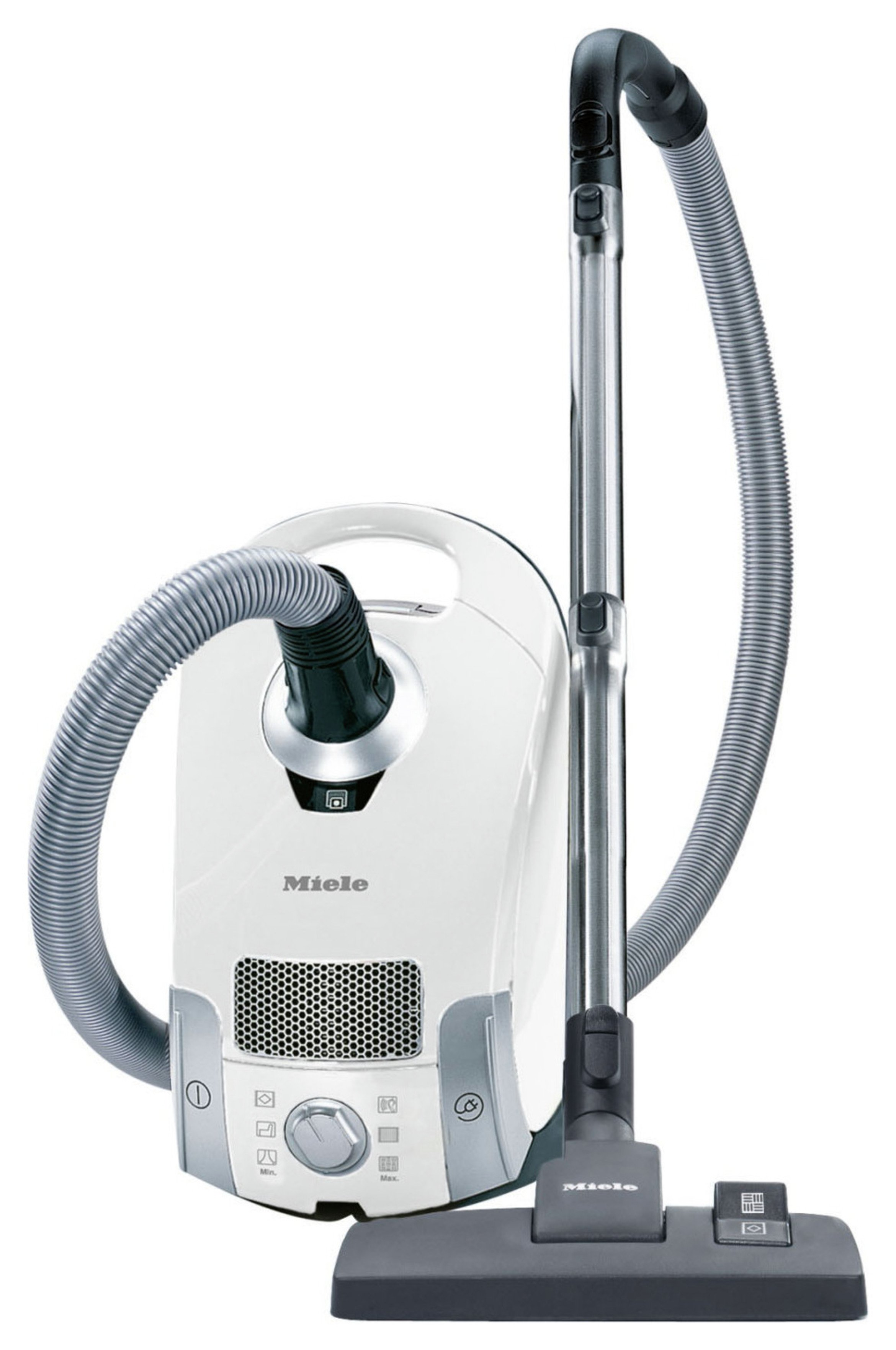 Miele C1 Compact Allergy Bagged Cylinder Vacuum Cleaner