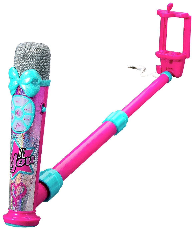 Jojo Siwa Selfie Star Recording Microphone