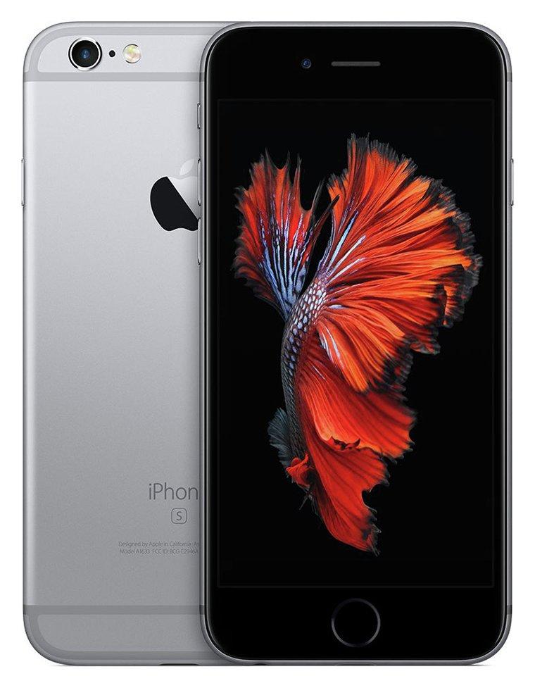 Sim Free iPhone 6 16GB Premium Pre-Owned Mobile Phone- Grey