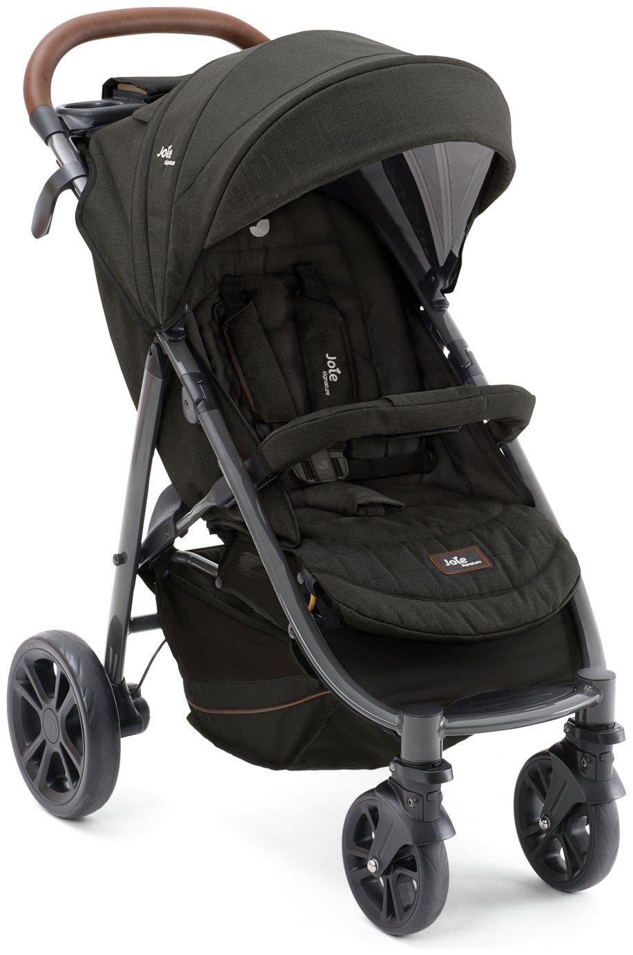 Joie Signature Litetrax 4 Flex Pushchair - Noir