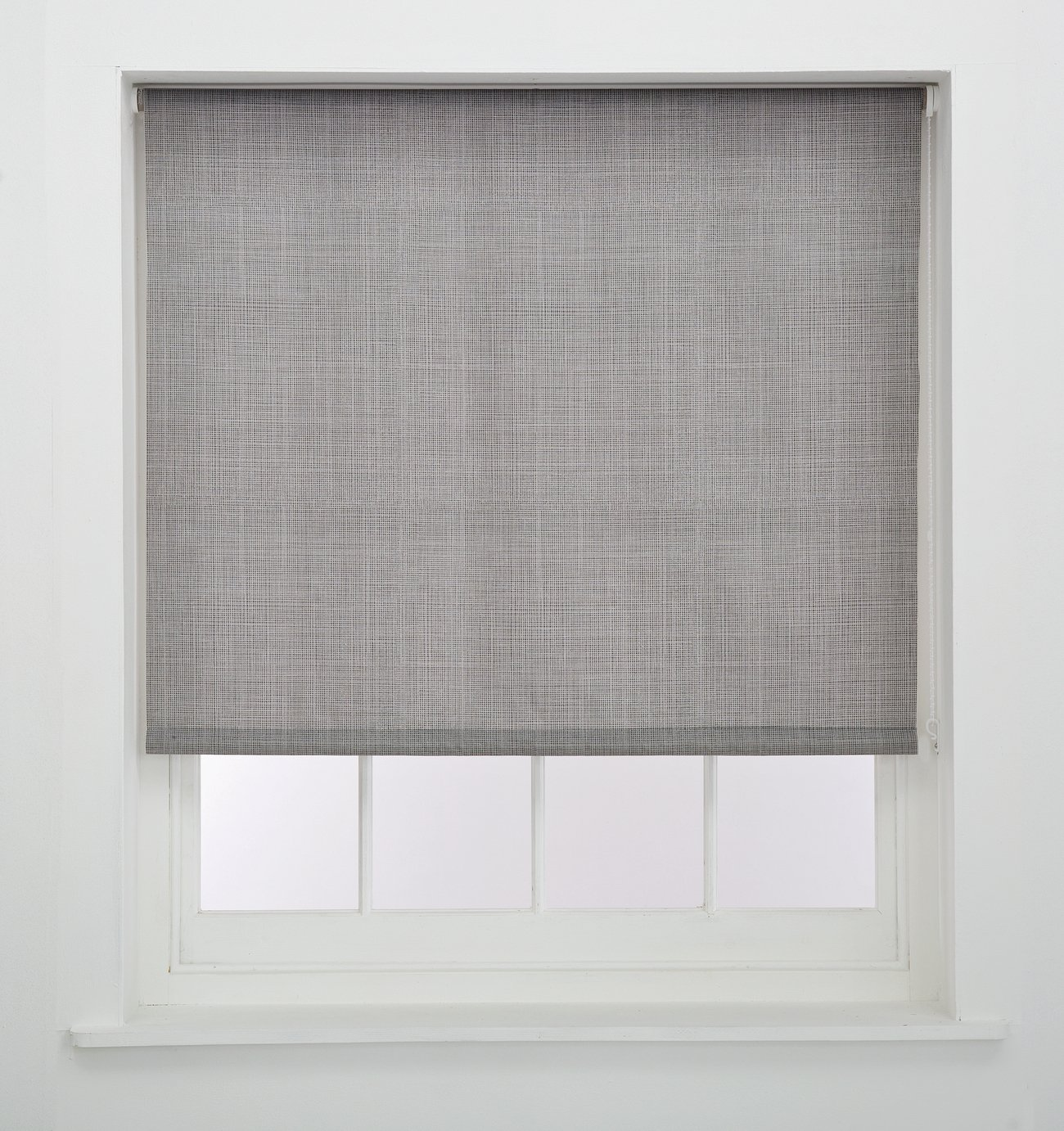 Review Of Home Grid Daylight Roller Blind 6ft Dove Grey