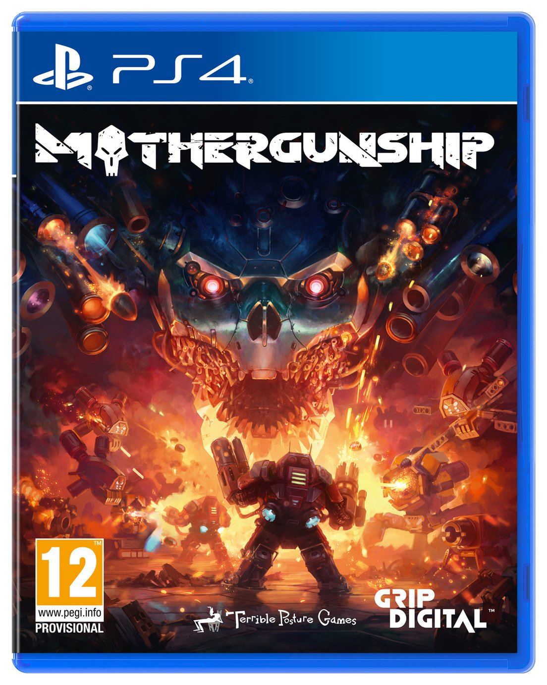 MOTHERGUNSHIP PS4 Pre-Order Game