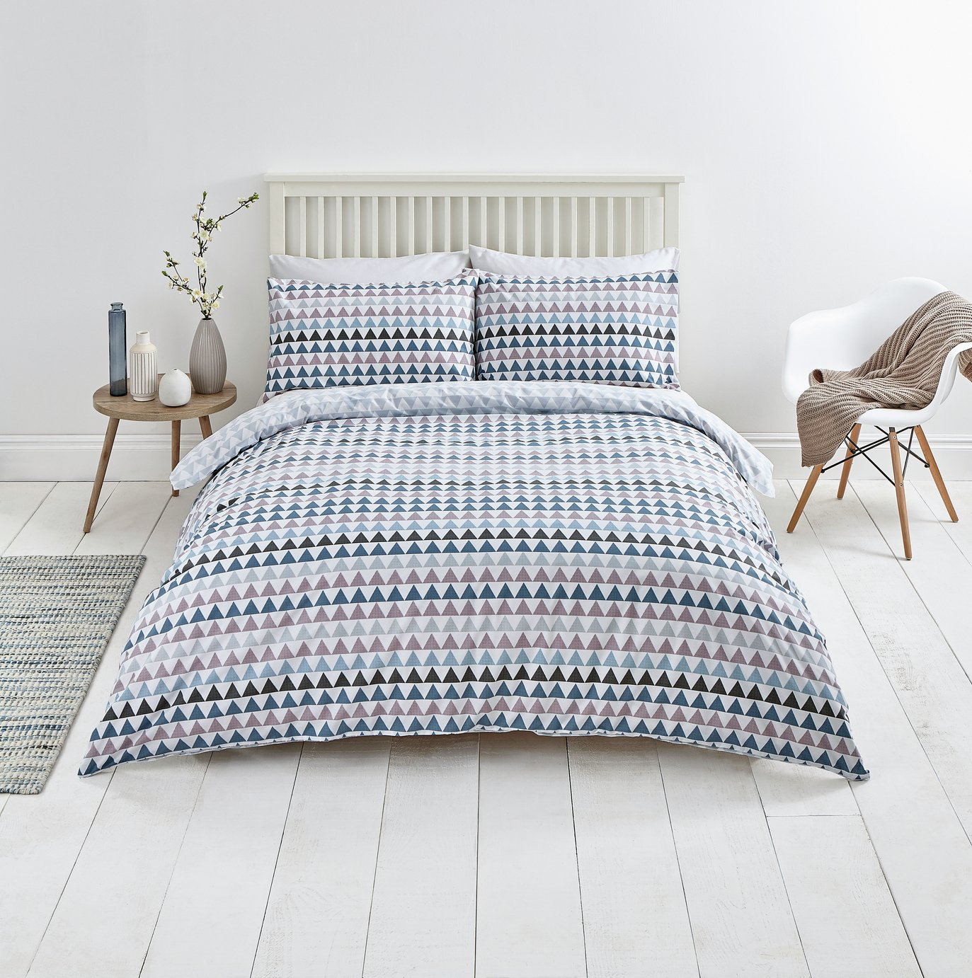Sainsbury's Home Nordic Skies Bedding Set - Single