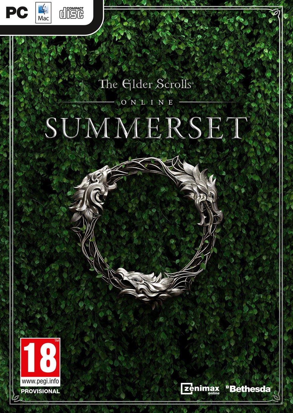 Image of Elder Scrolls Online: Summerset PC Pre-Order Game