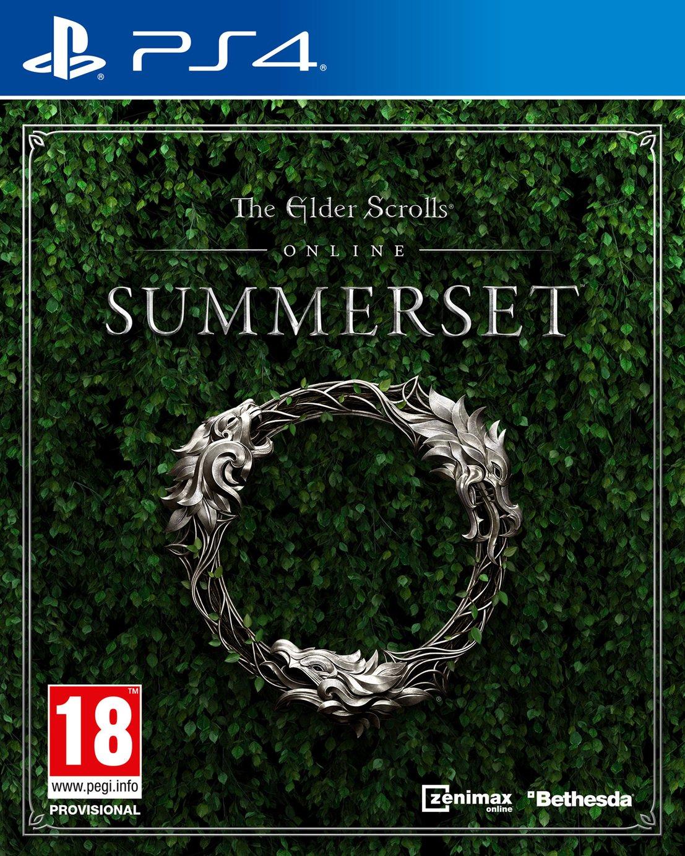 Image of Elder Scrolls Online: Summerset PS4 Pre-Order Game