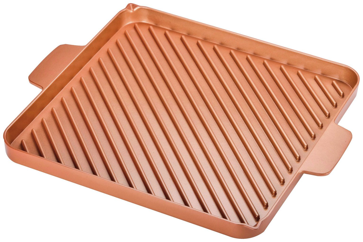 Image of Copper Chef 30cm Griddle Pan