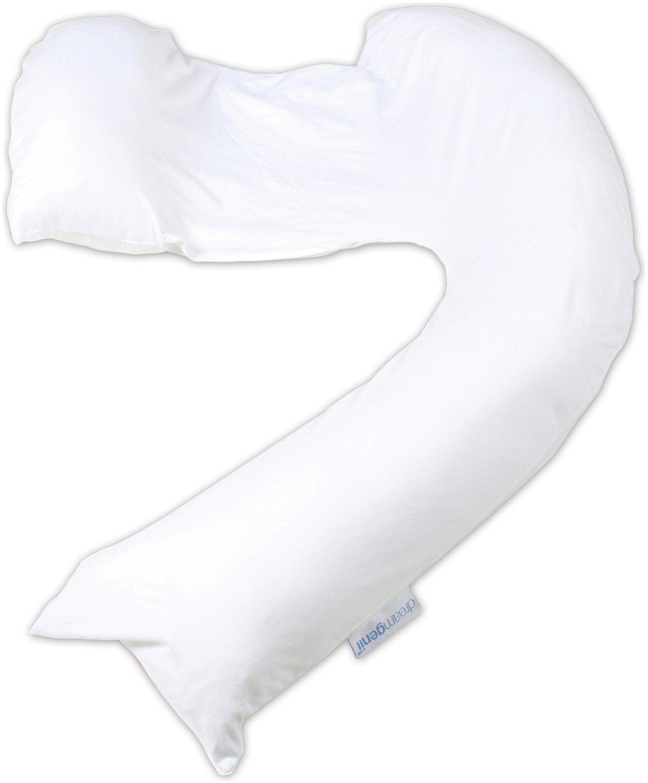 Image of Dreamgenii Pregnancy Pillow - White