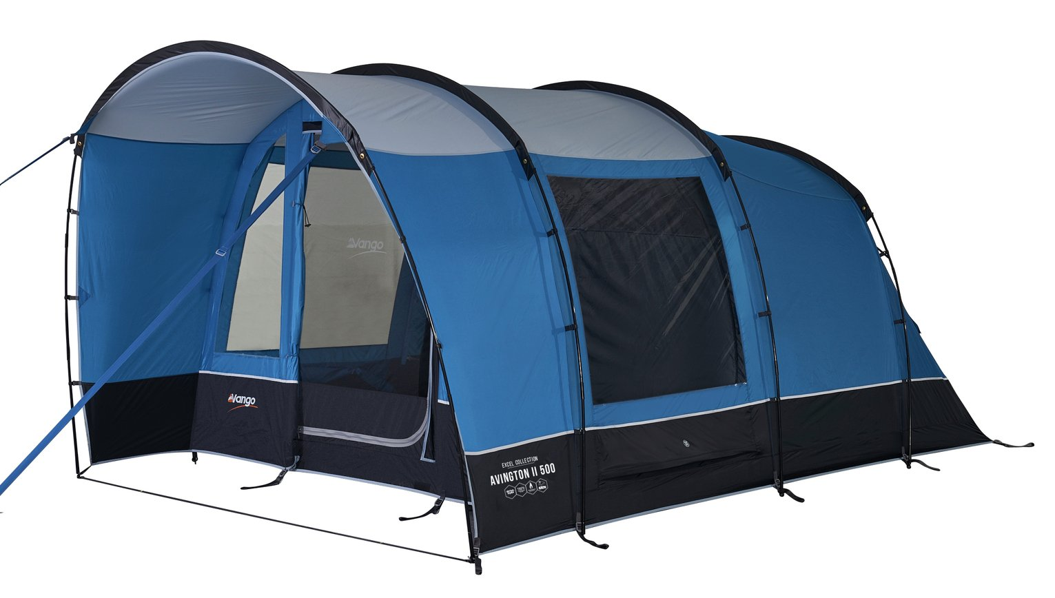 Vango Avington 5 Person 2 Room 500 Tent