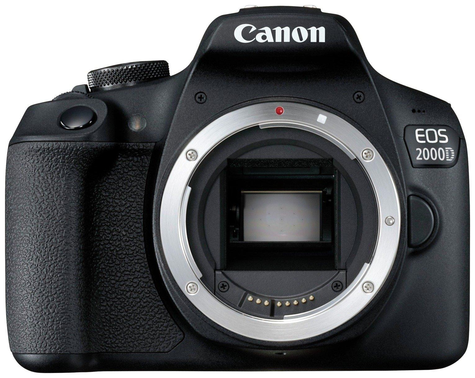 Image of Canon EOS 2000D DSLR Camera Body