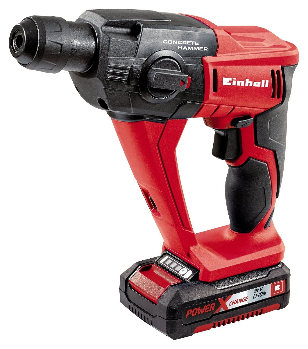 Einhell Power X Change Rotary Hammer Kit