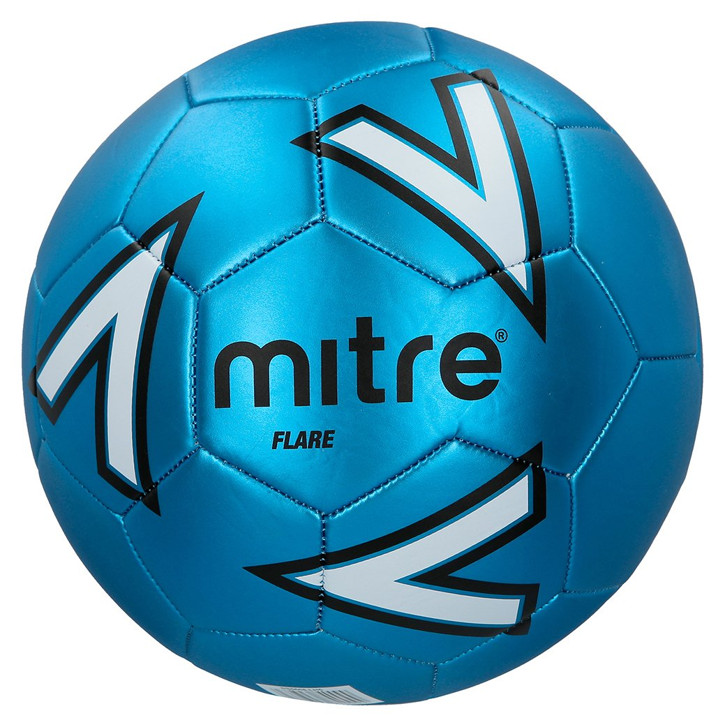 Mitre Flare Blue Football