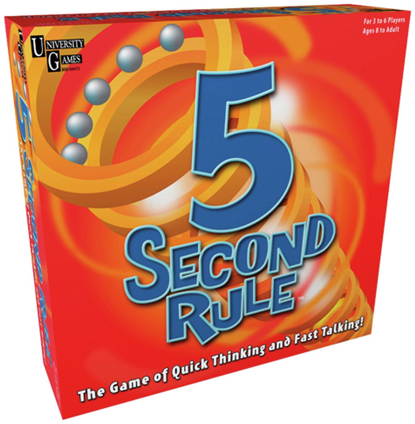 Image of University Games 5 Second Rule Games