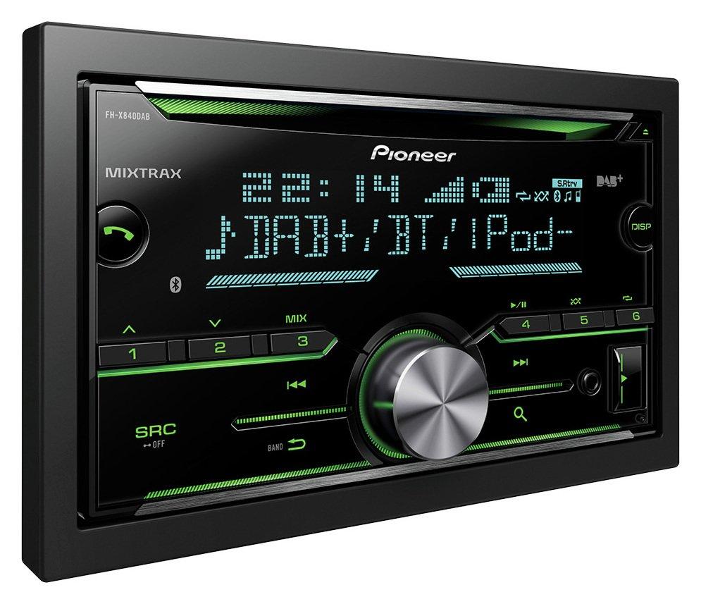 Pioneer FHX840DAB DAB Car Stereo
