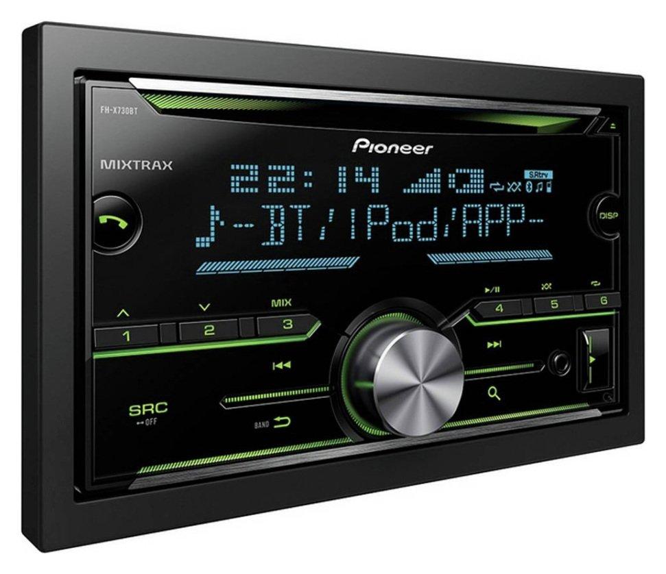 Pioneer FHX730BT Car Stereo