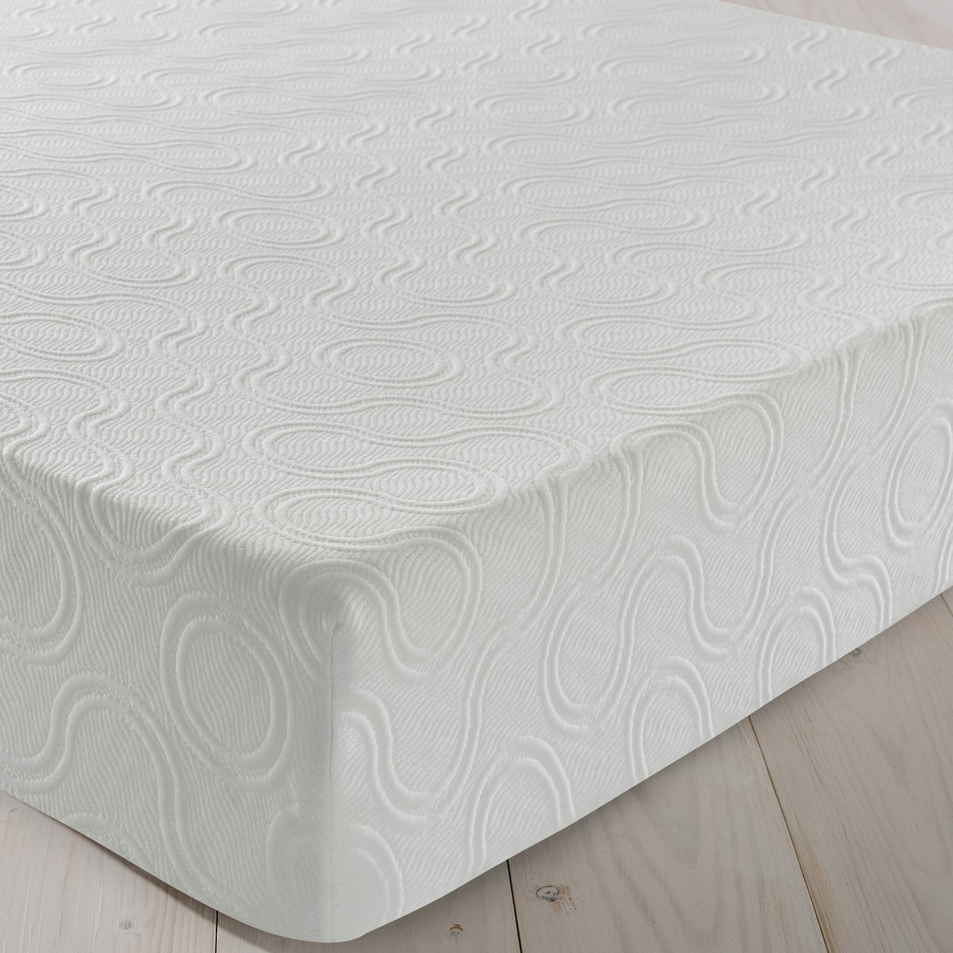 Silentnight 7 Zoned Kingsize Memory Foam Mattress