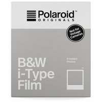 Polaroid Originals 4669 Instant Black & White Film - 8 Pack