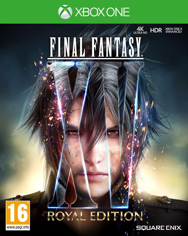 Image of Final Fantasy XV Royal Edition Xbox One Game