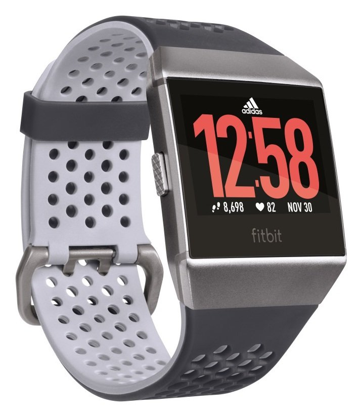 Fitbit Ionic Smart Watch - Adidas Edition