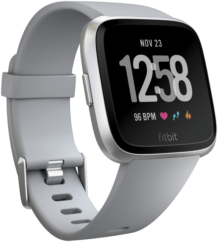 Fitbit Versa Smart Watch - Aluminium