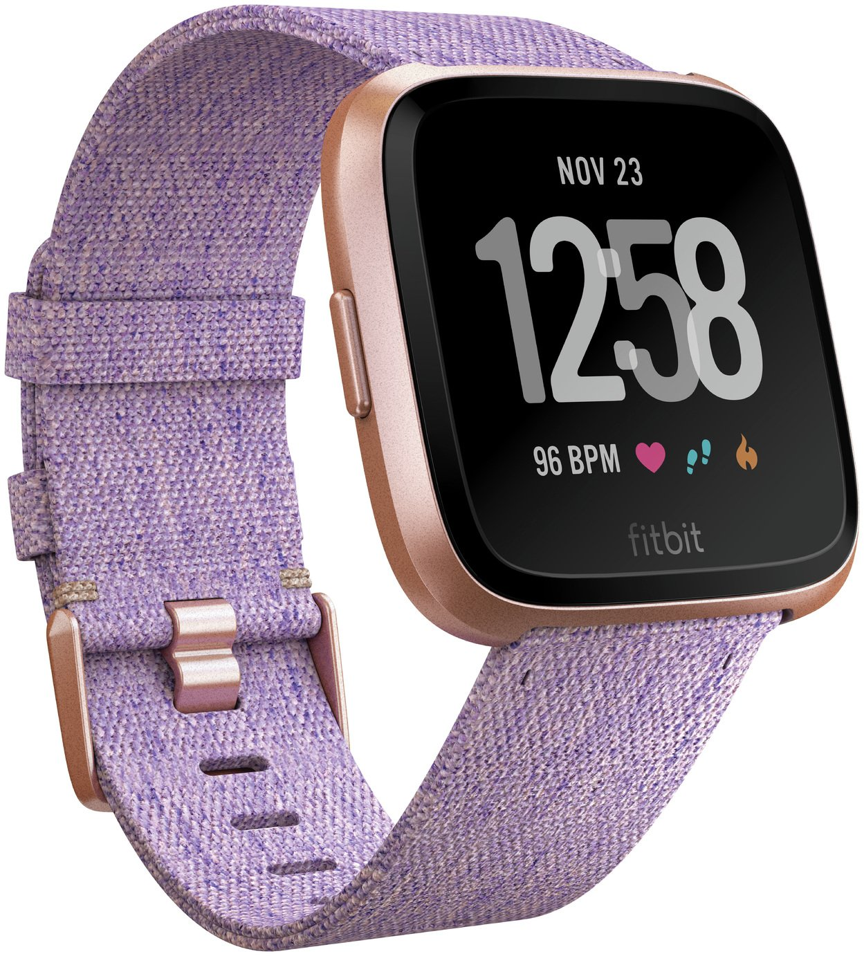 Fitbit Versa Special Edition Smart Watch - Lavender