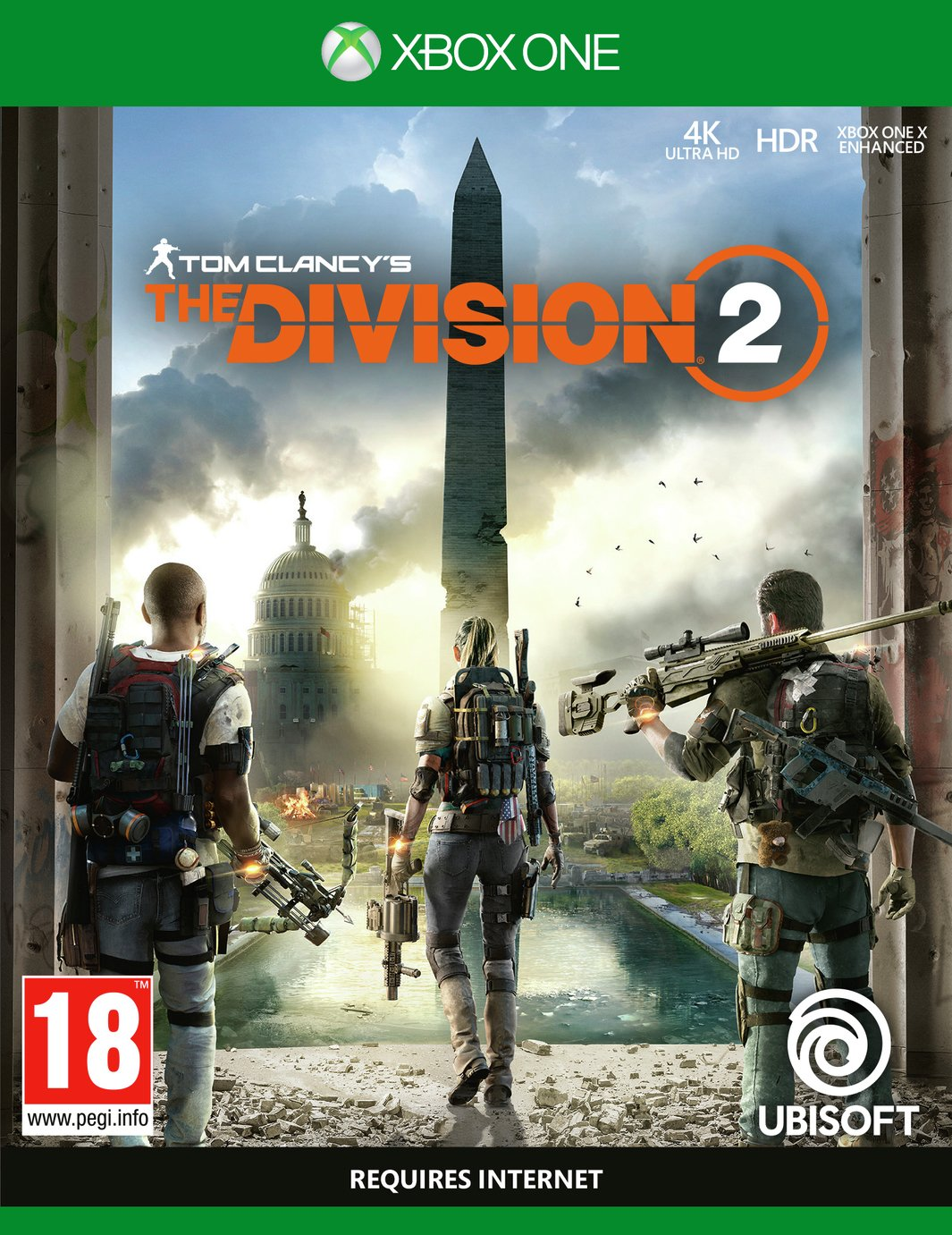 Tom Clancys The Division 2 Xbox One Pre-Order Game