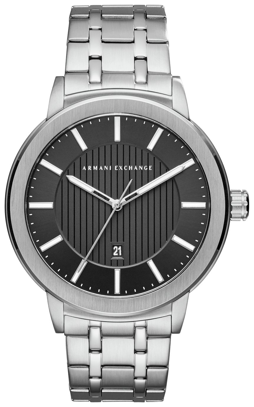 Armani Exchange Men's Maddox Stainless Steel Bracelet Watch
