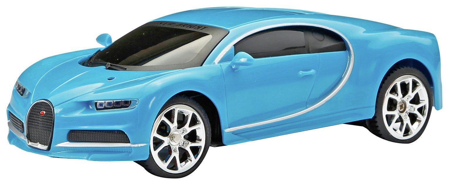 New Bright 1:24 Bugatti Chiron RC Car