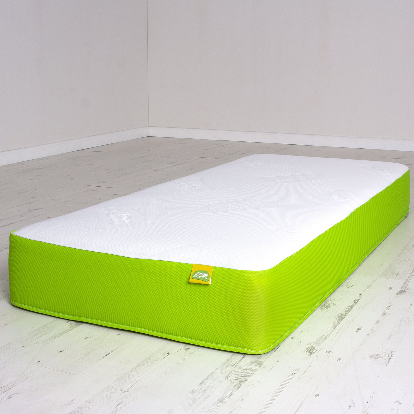 Image of Young Airsprung Premium Rolled Pocket Single Mattress