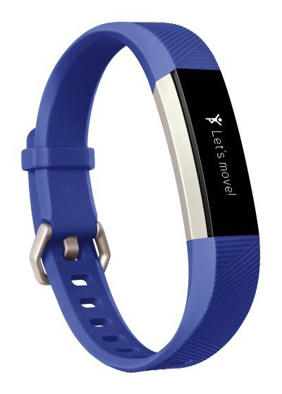 Fitbit Ace Kids Activity Tracker - Electric Blue