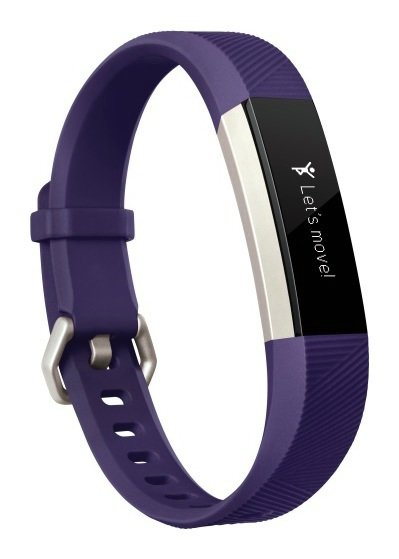 Image of Fitbit Ace Kids Activity Tracker - Power Purple