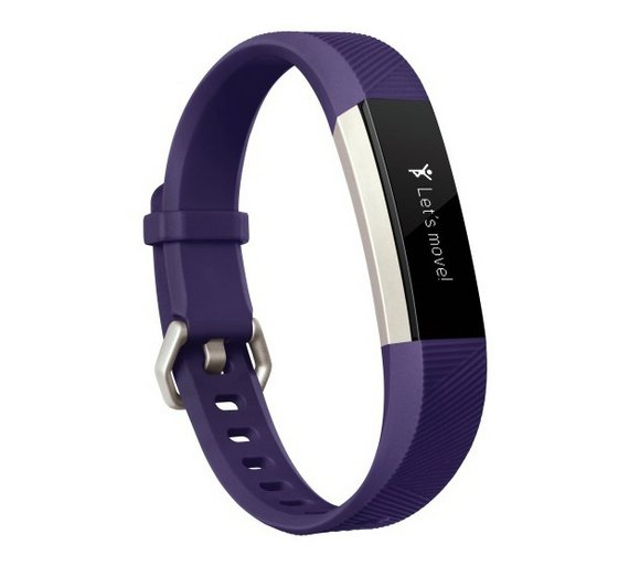 Buy Fitbit Ace Kids Activity Tracker Power Purple Fitness And