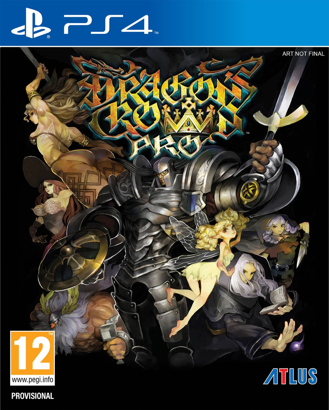 Image of Dragon Crown Pro Battle Hardened PS4 Game