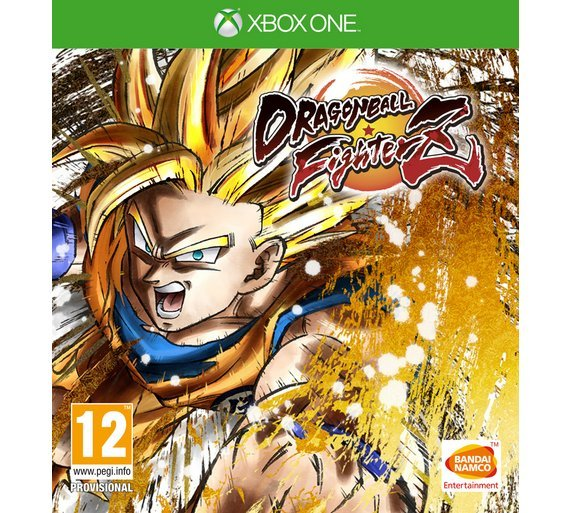 Image of Dragon Ball FighterZ Xbox One Game