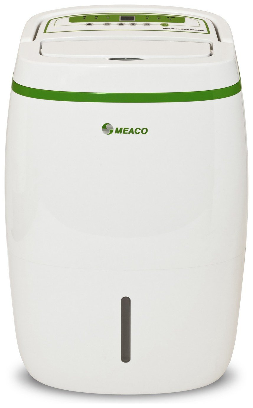 Image of Meaco MEACO20LE 20L Low Energy Dehumidifier